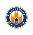 Logotipo de Canterbury English